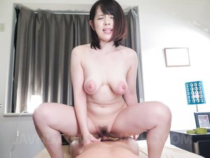 Hairy Pussy Cowgirl
