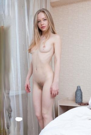 Skinny Hairy Pussy