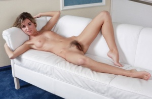Small Tits Hairy Pussy