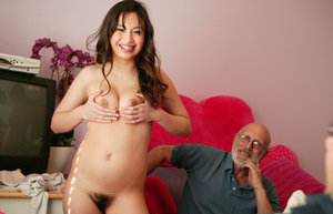 Hairy Old Man Porn