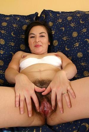 Latin Hairy Pussy