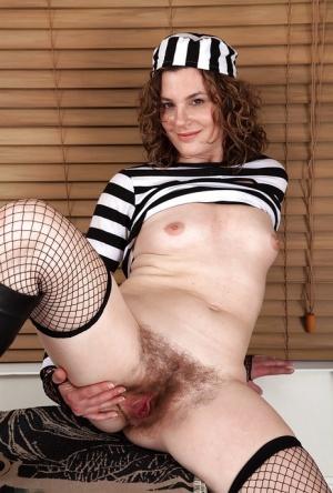 Hairy Pussy Maid