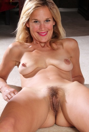 Blonde Hairy Pussy
