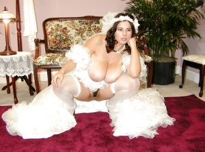 Hairy Pussy Bride